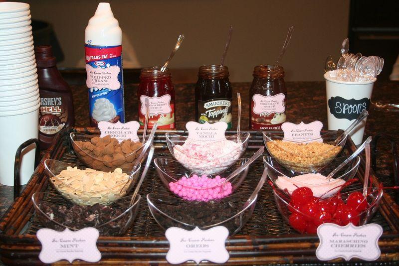 Ice cream buffet1