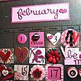 February Calendar Details
