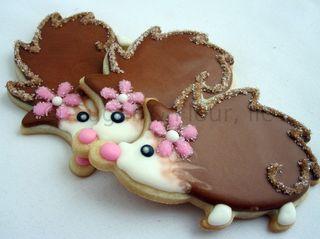 Hedgie cookie