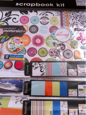 Scrapbooking on the Oasis