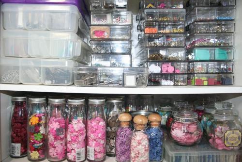 Embellishment Cabinet