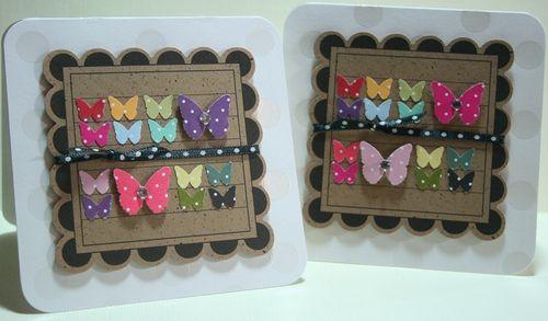 Polka Dot Butterflies