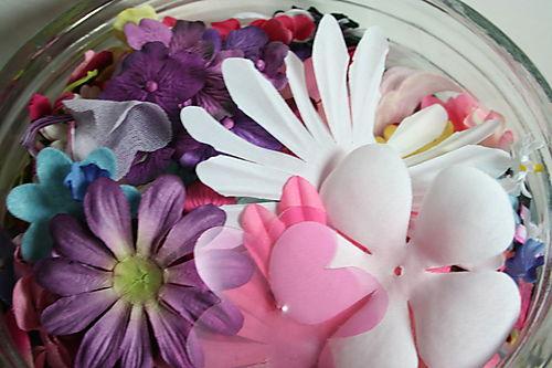 Flowers Storage