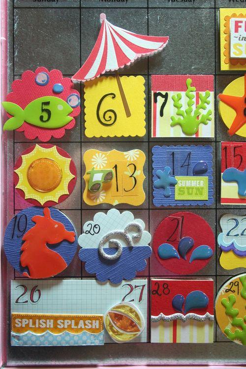 June Calendar Details