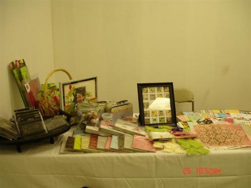 Sahries Booth
